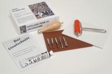 Linolschneidewerkzeug Set
